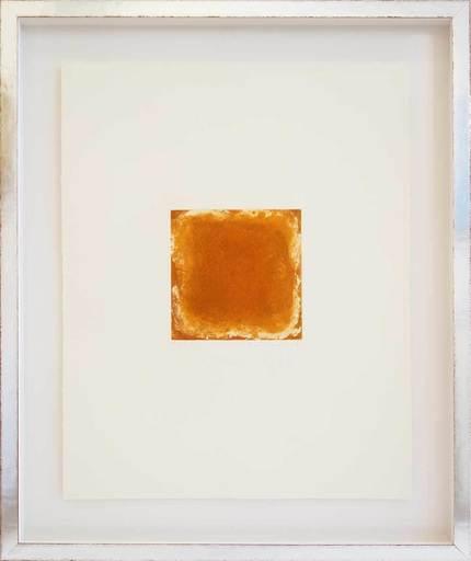 Gotthard GRAUBNER - Print-Multiple - Kissenbild II - Farbraum Orange