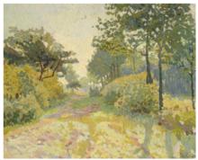 Henri PERSON - Pintura