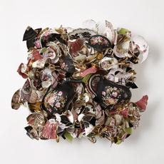 Sandra SHASHOU - Sculpture-Volume - Metamorphosis of the Mundane to the Extraordinary (9), 2014
