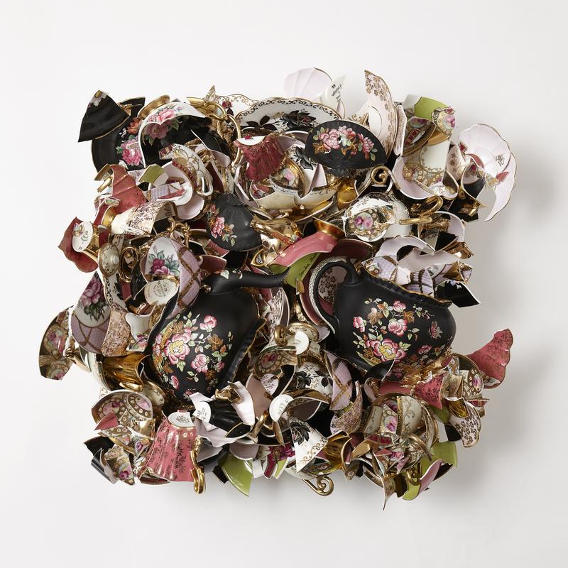 Sandra SHASHOU - Escultura - Metamorphosis of the Mundane to the Extraordinary (9), 2014