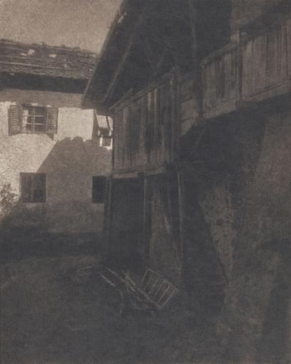 Heinrich KÜHN - 照片 - The village of Rietz