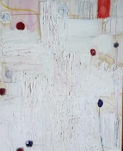 Nicola DE MARIA - Peinture - Testa artistica ,Romanticismo