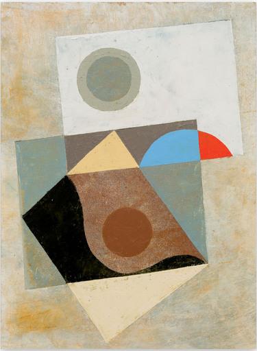 Jeremy ANNEAR - Painting - Metrospace V