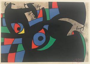 Joan MIRO - Print-Multiple - Le Lézard aux plumes d'or