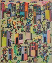 Antonio SEGUI (1934) - GENTE DISTRAIDA 2009
