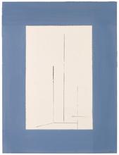 "Geneviève ASSE - Pintura - ""Structure"""