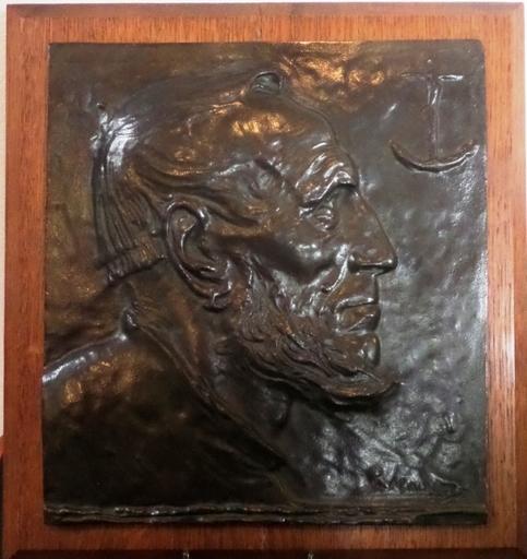 Constantin Emile MEUNIER - Sculpture-Volume - Le marin