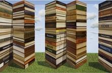 Patrick HUGHES - Estampe-Multiple - Bookends