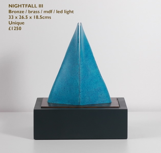 Philip HEARSEY - Sculpture-Volume - Nightfall III