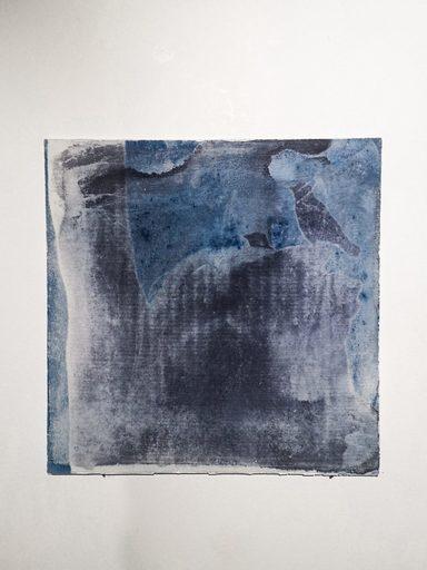 Arsène PRAT - Sculpture-Volume - « Empreinte cinétique I »