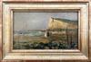 Norbert GOENEUTTE - Painting - Sur la plage, Le Tréport