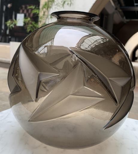 Henri Germain E. DIEUPART - Vase boule - Henru Germain E.Dieupart