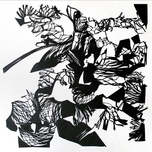 Catherine DERRIER - Drawing-Watercolor - sans titre