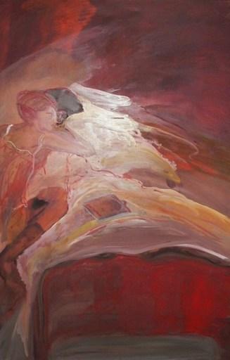 Serge KANTOROWICZ - 绘画 - Femmes