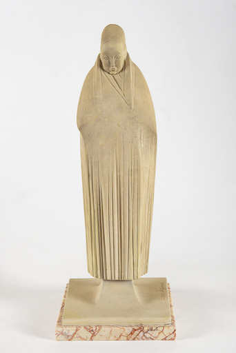 Oscar JESPERS - Skulptur Volumen - De Cape