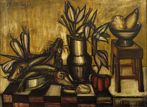 Franz PRIKING, Nature morte
