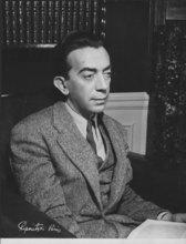 Boris LIPNITZKI - Photo - Portrait de Albert Camus