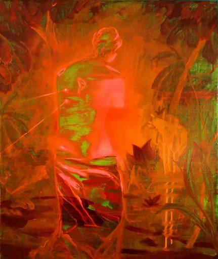 Adrian CAICEDO - Pittura - « Hunted »