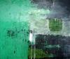 Zurab GIKASHVILI - Gemälde - Green composition