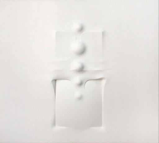 Horst KUHNERT - Pintura - Raumfläche