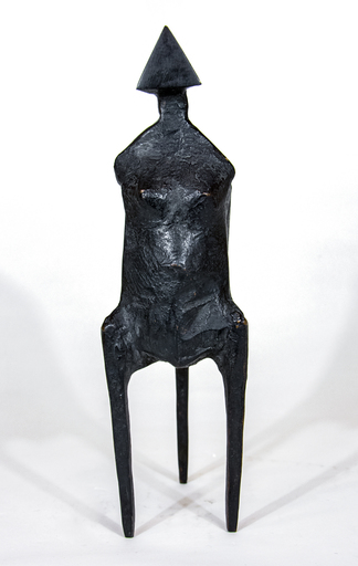 Lynn Russell CHADWICK - Sculpture-Volume - Standing Woman No 1