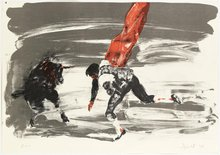 Eric FISCHL - Print-Multiple - Without title 2