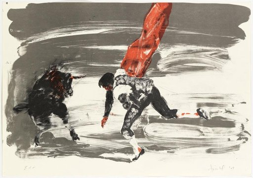 Eric FISCHL - Stampa-Multiplo - Without title 2