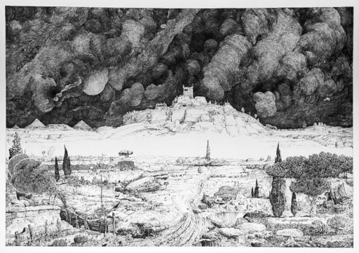 Philippe MOHLITZ - Stampa Multiplo - St André de Cubzac