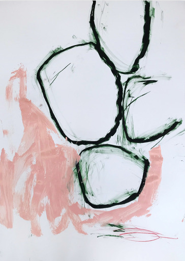 Manuela Karin KNAUT - 绘画 - Growth