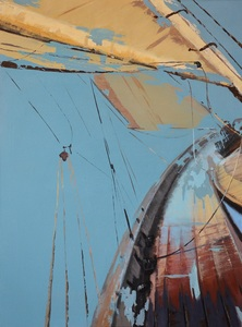 Diana KIROVA - Painting - Un caldo torrido