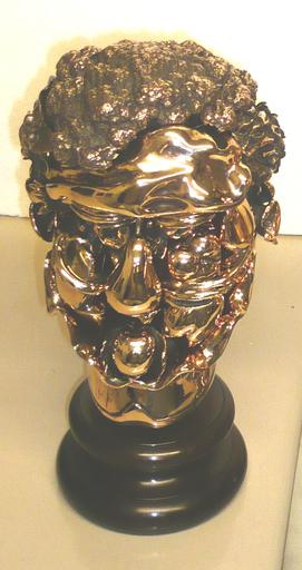 Miguel BERROCAL - Skulptur Volumen - OMAGGIO AD ARCIMBOLDO OPUS 167