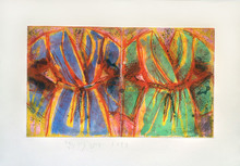 Jim DINE (1935) -  Behind the Thicket