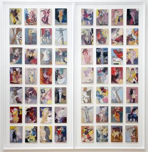 Henri CHARIOT - Painting - sans titre