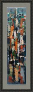 Levan URUSHADZE - Painting - The city that never sleeps # 2