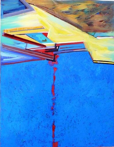 Jean-Pierre TANGUY - Gemälde - Favela