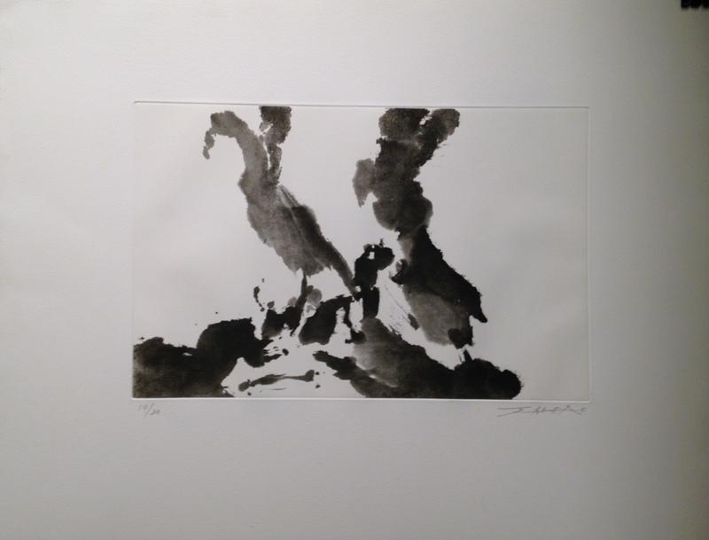 ZAO Wou-Ki - Print-Multiple - Désordre