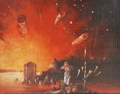 Milic OD MACVE - Peinture - Melanholija