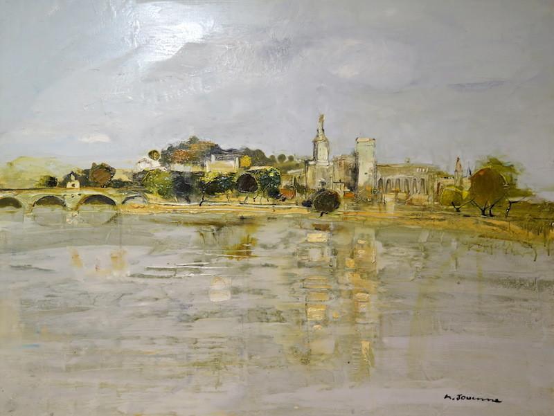 Michel JOUENNE - Peinture - Avignon