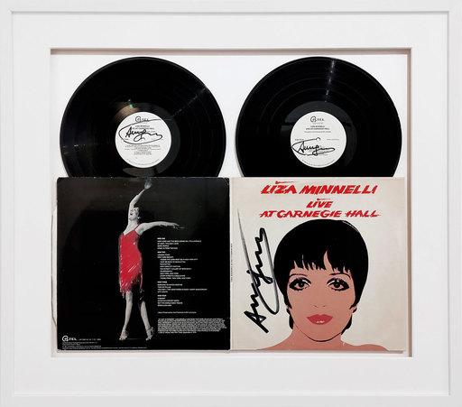 Andy WARHOL - Print-Multiple - Liza Minelli Live At Carnegie Hall