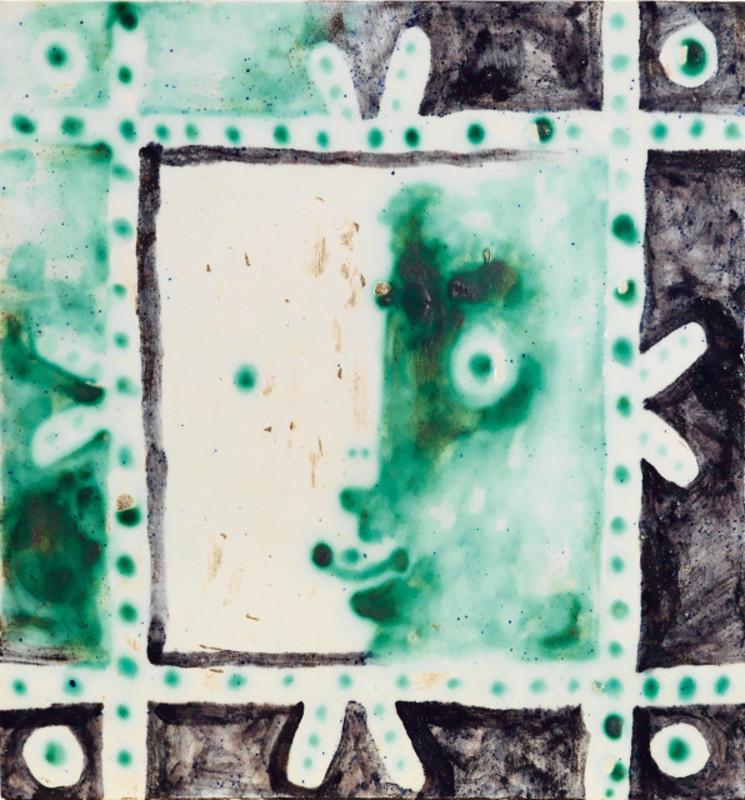 Pablo PICASSO - Ceramic - Visage