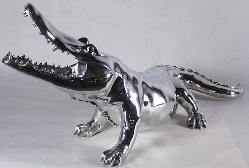 Richard ORLINSKI - Sculpture-Volume - Born wild - Aluminium polymiroir