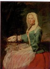 Jean-Baptiste Siméon CHARDIN - Painting - Portrait de Marguerite Saintard