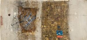 James COIGNARD - Dessin-Aquarelle - ABSTRACTION