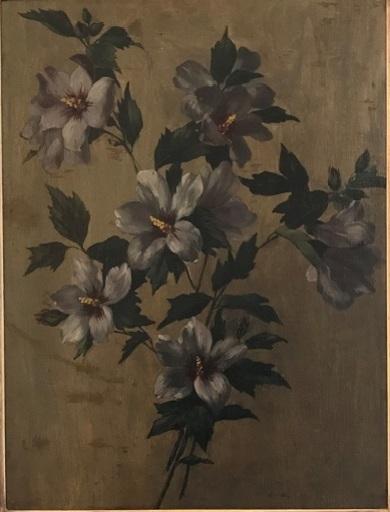 Margarethe HORMUTH-KALLMORGEN - Peinture - Blumenstilleben