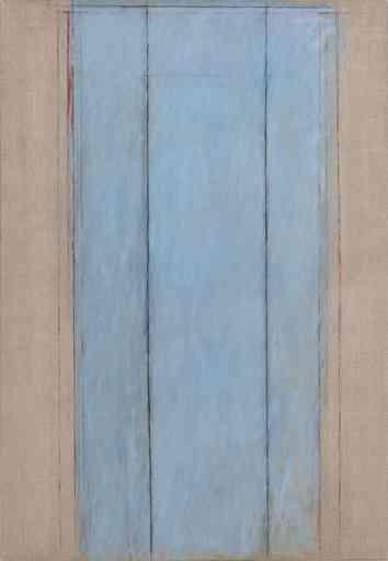 Sandro DE ALEXANDRIS - Peinture - Trasparente III