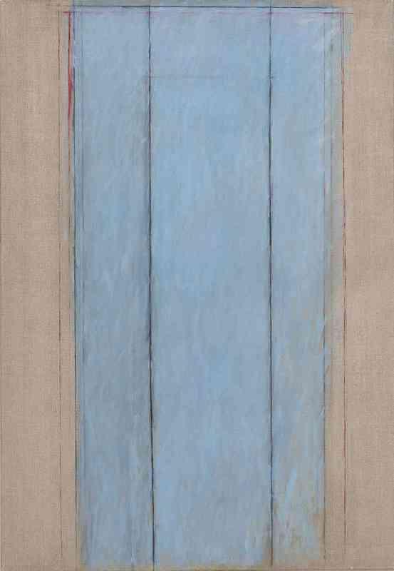 Sandro DE ALEXANDRIS - Pintura - Trasparente III