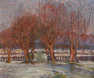 Arnold Borisovich LAKHOVSKY - Pintura