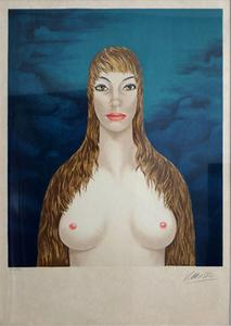 Félix LABISSE - Print-Multiple - JUSTINE