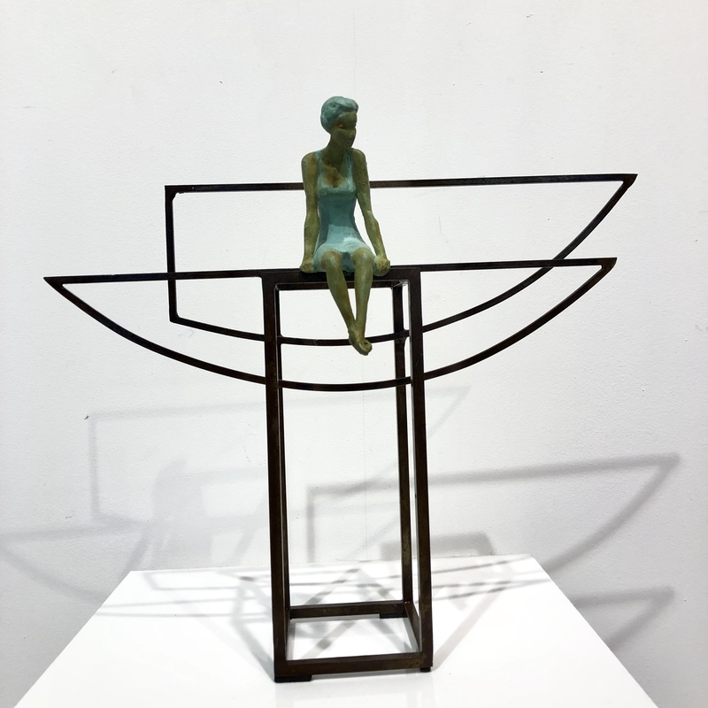 Joan ARTIGAS PLANAS - Sculpture-Volume - small odyssey