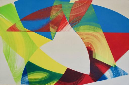 Jean Yohanan DELAUNAY - Pittura - Ellis island 4/31